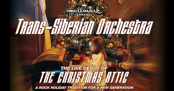 One pair of tickets to see Trans-Siberian Orchestra Live at Xcel Energy Center