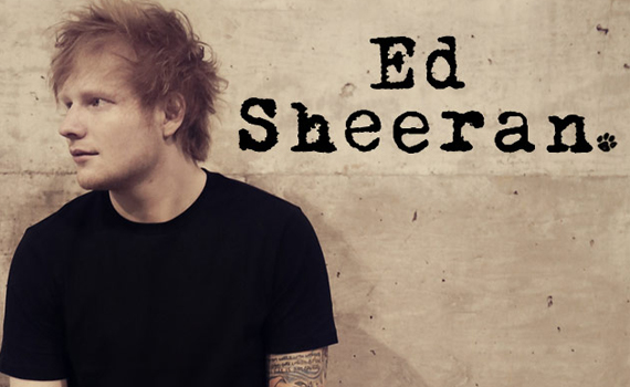 Pair of tickets to see: Ed Sheeran at Target Center