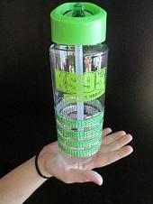 KS95 Bling Water Bottle