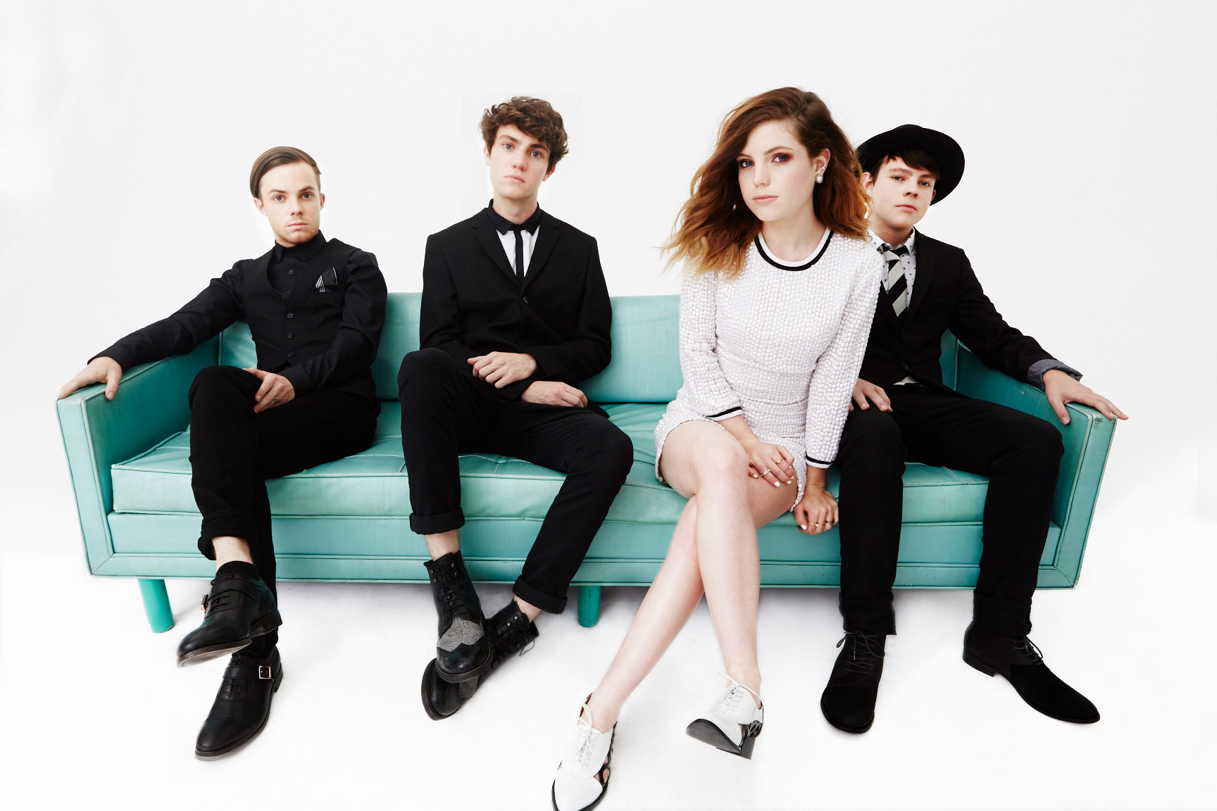 One pair of tickets to see: Echosmith