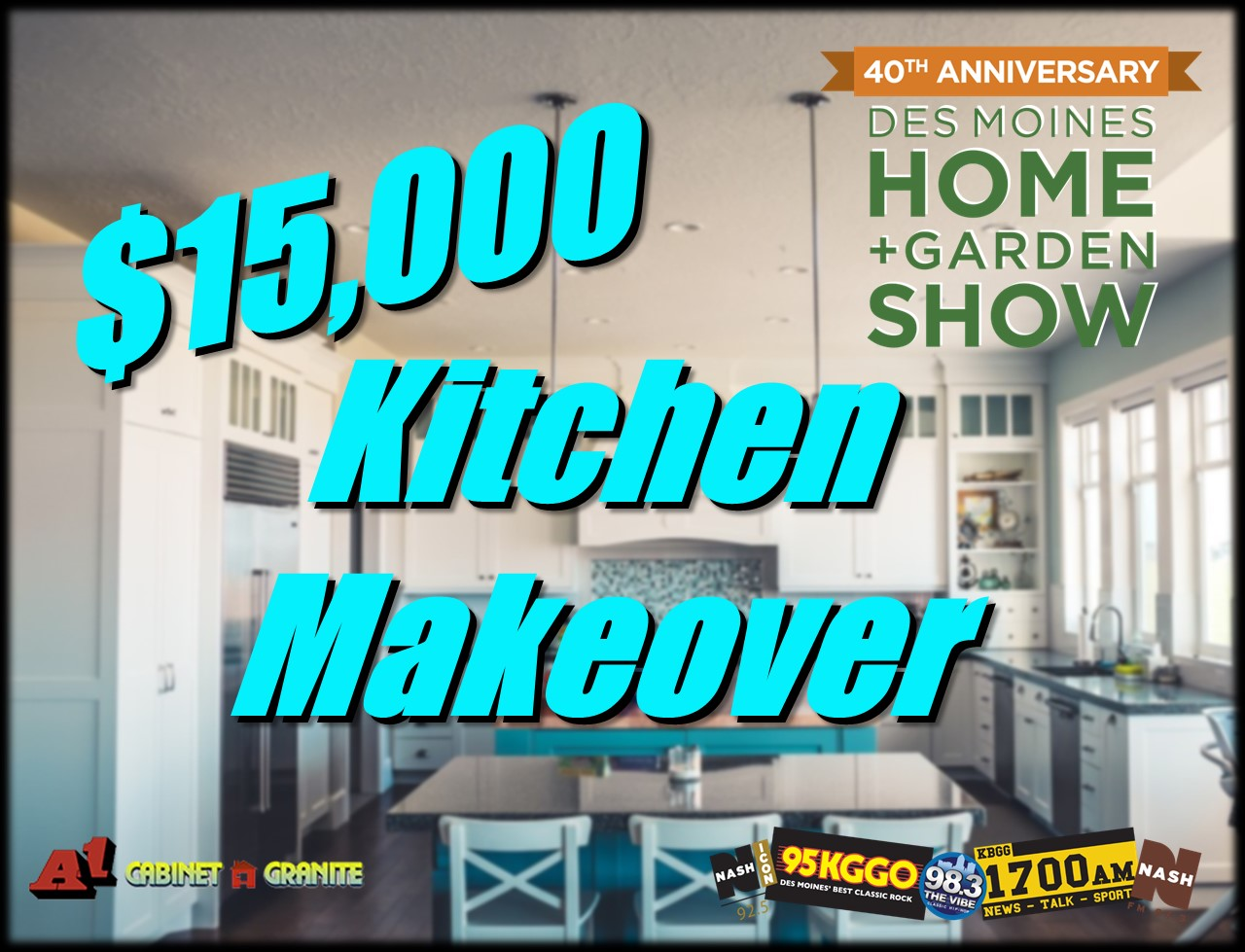 This Sweepstakes Has Ended! Home U0026 Garden Show ...
