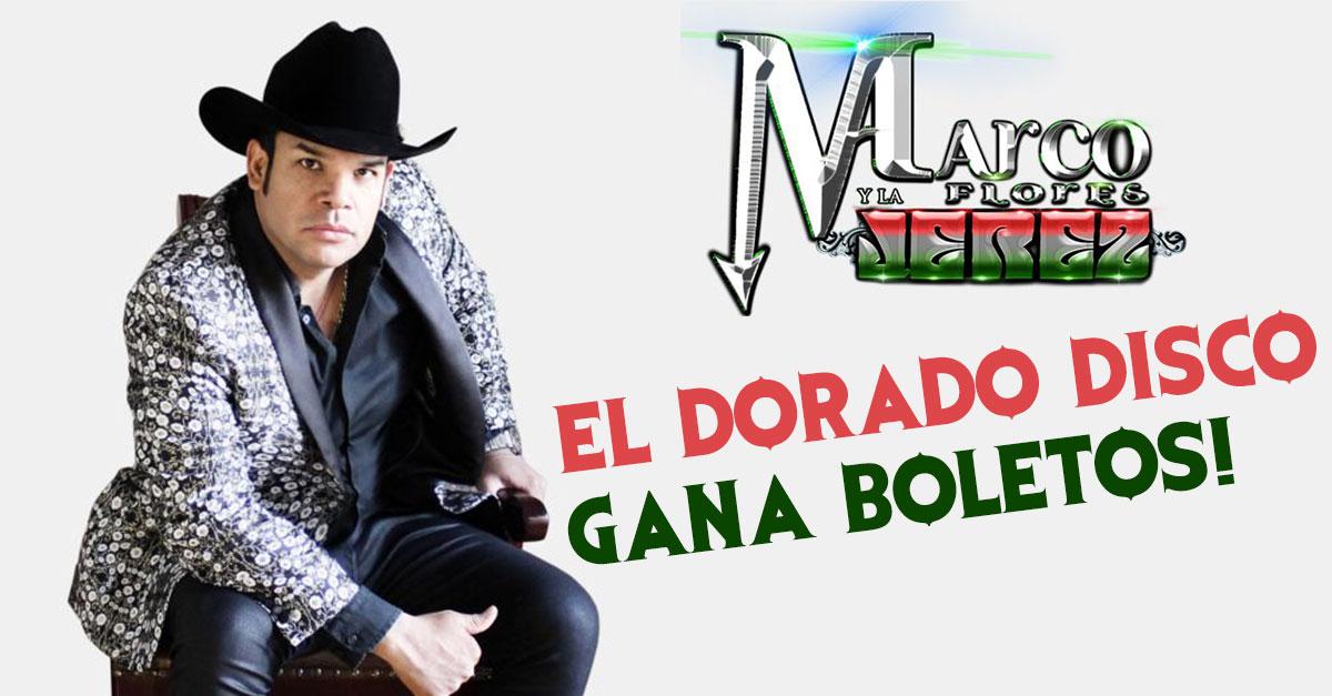 Marco Flores y su banda Jerez | La Ley 101.1 FM