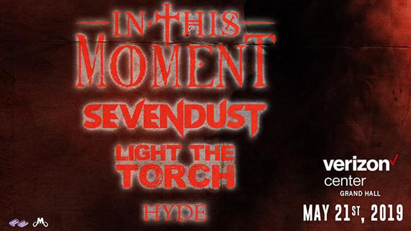 dbb2c9a402c1 Enter to Win In This Moment   Sevendust Tickets!