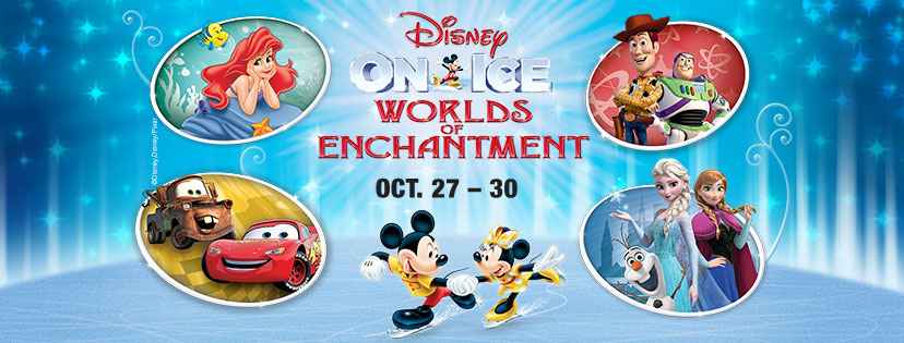 Disney on ice presents worlds of enchantment prize pack 6 tickets to disney on ice presents worlds of echantment 1027 spokane arena meet greet and m4hsunfo