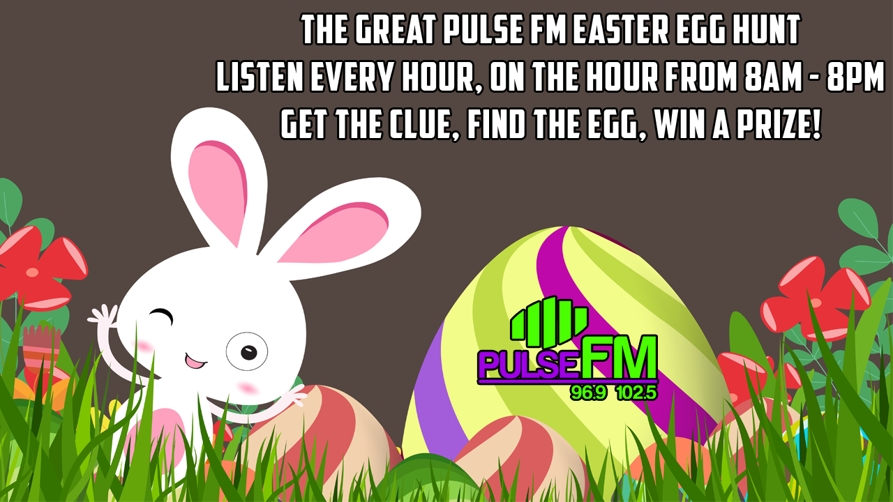 Great Pulse FM Easter Egg Hunt