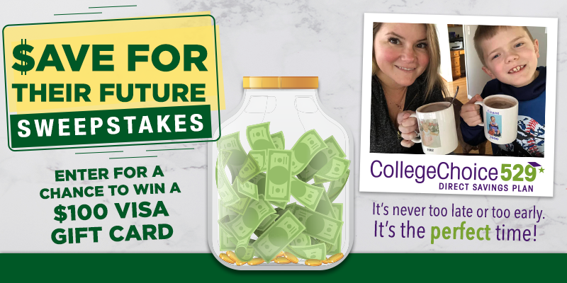 CollegeChoice 529 August Sweepstakes | 99 5 ZPL FM