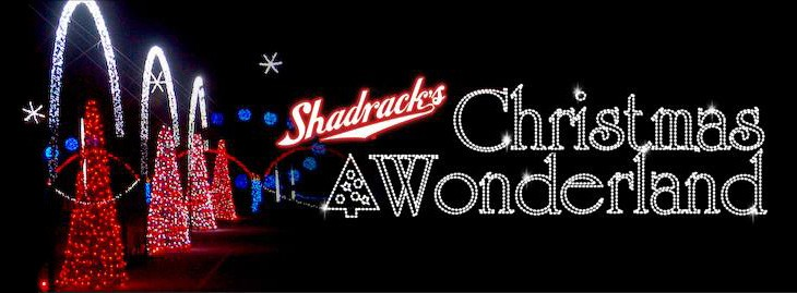 Shadracks Christmas Wonderland.Please Authenticate Yourself