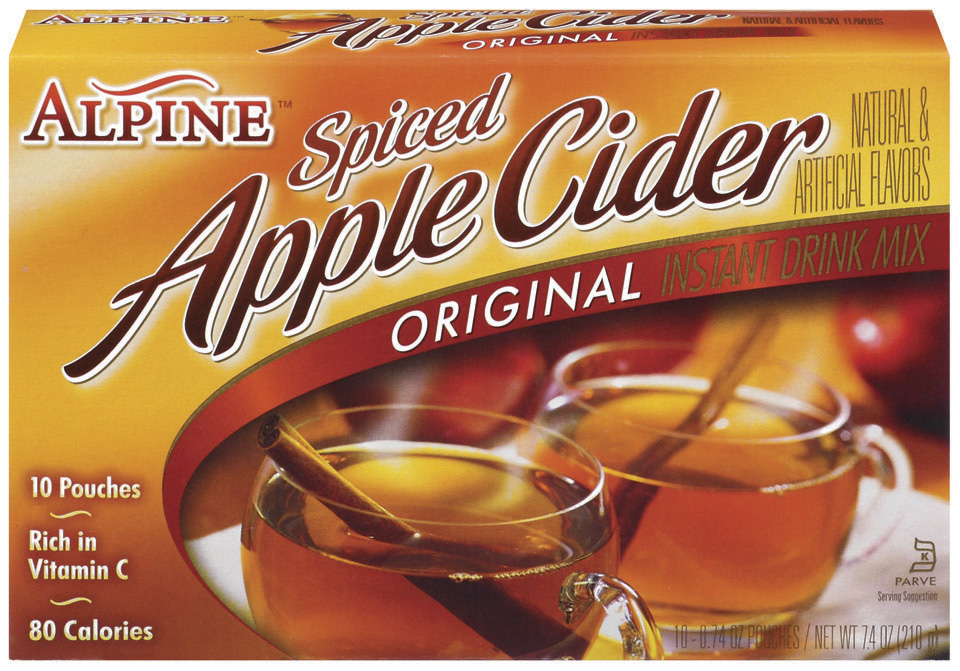 spice up the season with an alpine spiced apple cider