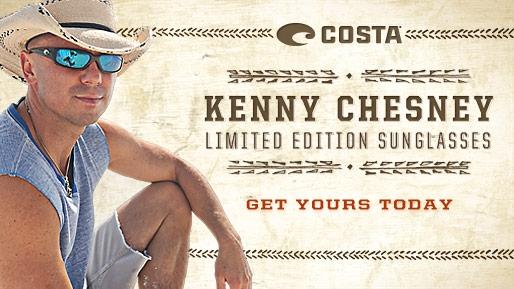 b9ccc807c0a32 New Very Rare Costa Del Mar Kenny Chesney Caballito Tortoise frame ...
