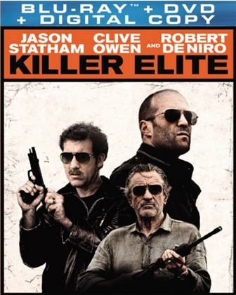 Jason Statham, Clive Owen and Robert De Niro star in Killer Elite.