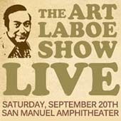 The Art Laboe Show LIVE (9/20)