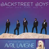 Backstreet Boys with Avril Lavigne at The Forum (5/29)