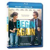 BEGIN AGAIN (Blu-ray Combo)