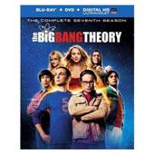 The Big Bang Theory: The Complete Seventh Season (Blu-ray Combo)