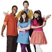 The Fresh Beat Band at City National Grove of Anaheim (2/16/15 at 11:30am) (4-pack)