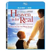 Heaven is for Real (Blu-ray Combo)