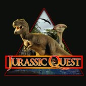 Jurassic Quest at Fairplex in Pomona (8/2 & 8/3) (4-pack)