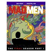 MAD MEN: THE FINAL SEASON PART ONE (Blu-ray Combo Pack)