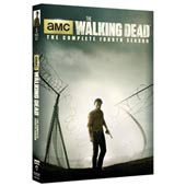 THE WALKING DEAD: THE COMPLETE FOURTH SEASON on DVD